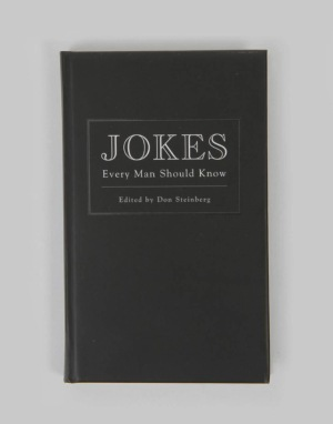 Jokes Every Man Should Know Book
