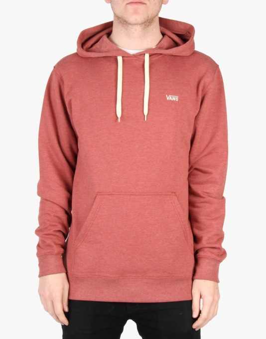 Vans Core Basics Pullover Hoodie - Masala Heather