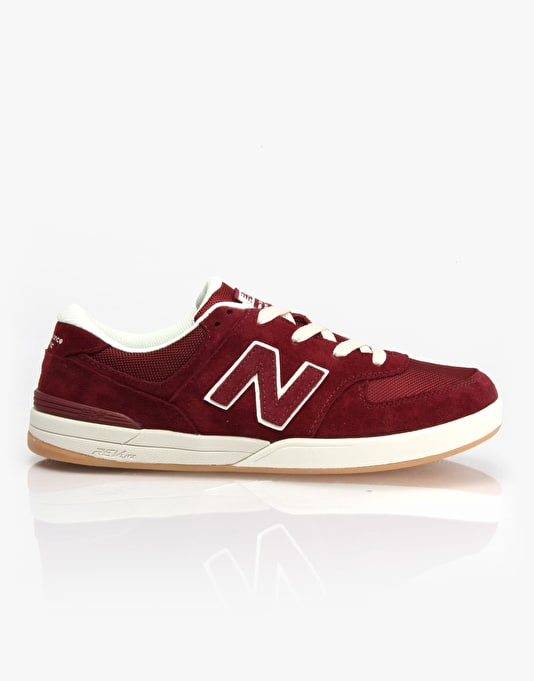 New Balance Numeric Logan-S 636 Skate Shoes - Red