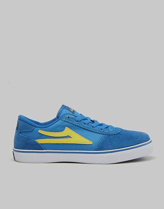 Lakai Manchester Boys Skate Shoes - Royal Suede  ac1058f3b6