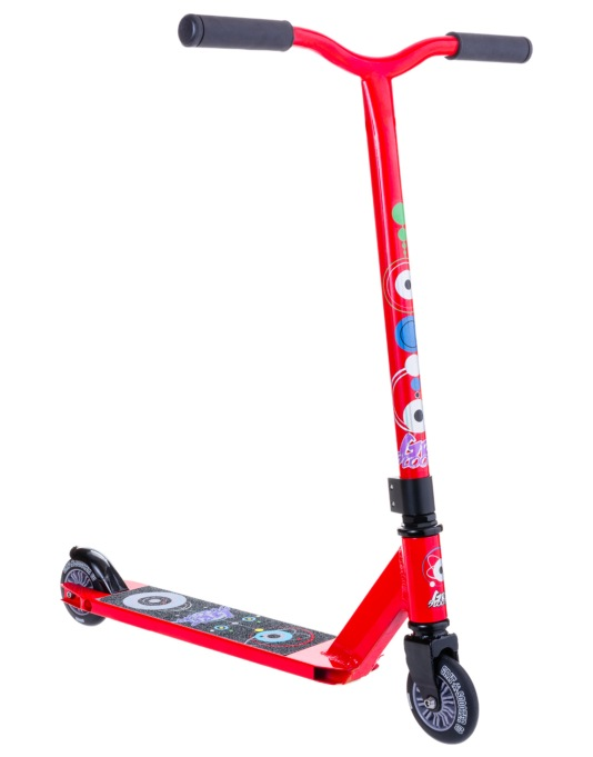 Grit Atom 2015 Scooter - Red