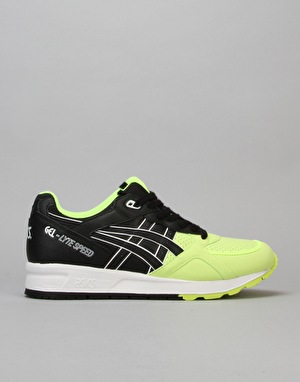 Asics Gel-Lyte Speed Shoes - Safety Yellow/Black
