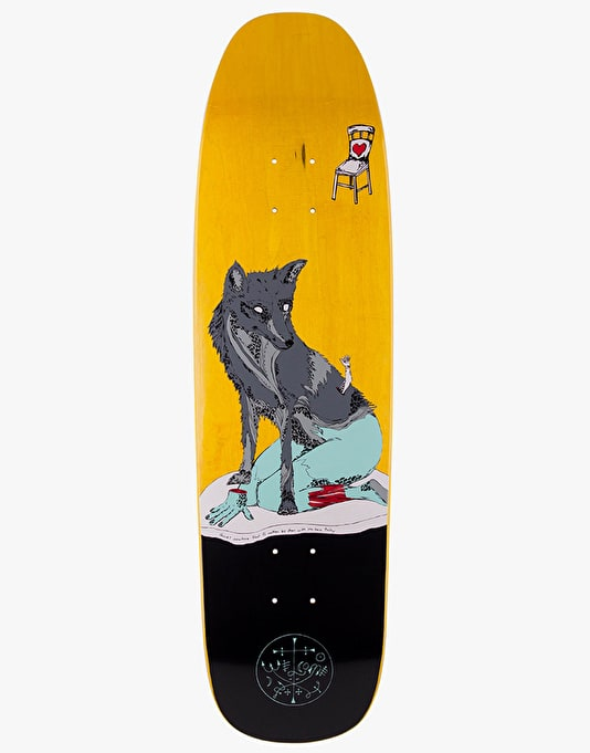 Welcome Rhiannon on Nimbus 3000 Team Deck - 8.5""