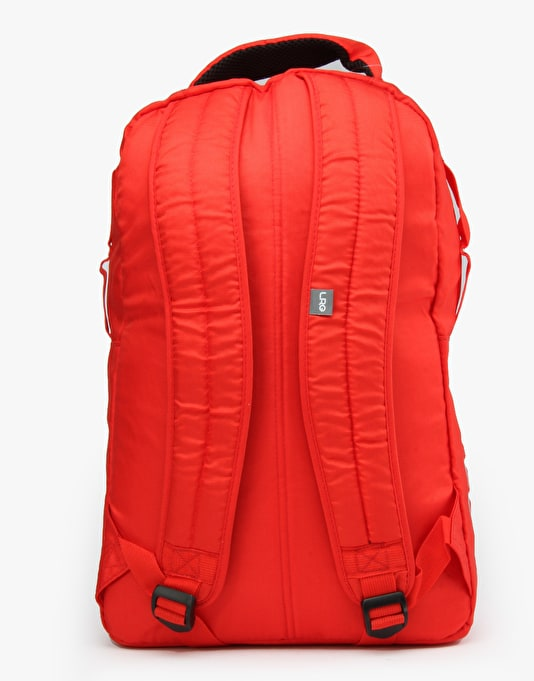 LRG Highly Visual Reflective Backpack - Construction Orange