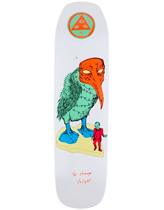 Welcome No Strange Delight on Banshee 86 Team Deck - 8.6""