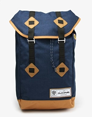 Dakine x Stereo Trek Pack 26L Backpack - Navy/Tan