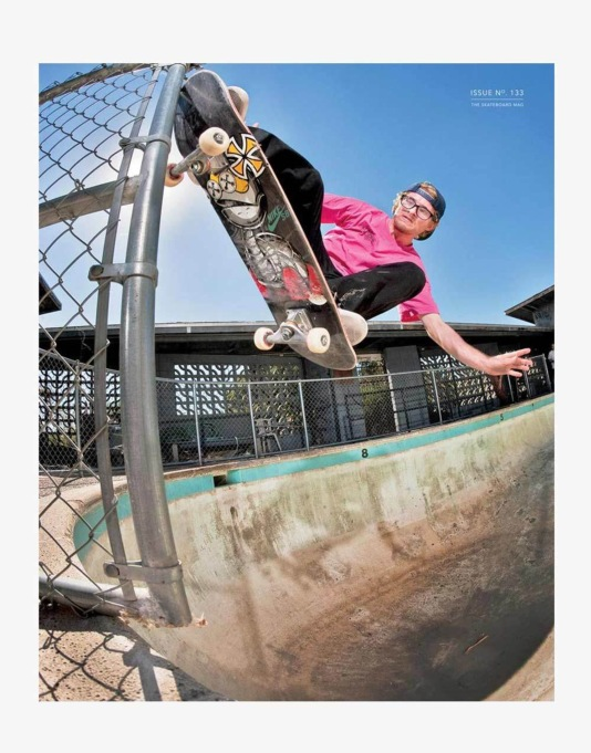 The Skateboard Mag Issue 133 April 2015