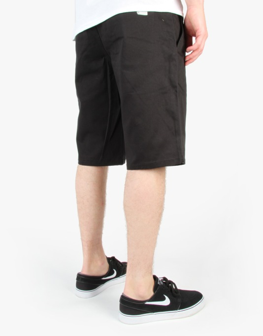 Etnies E1 Chino Shorts - Black