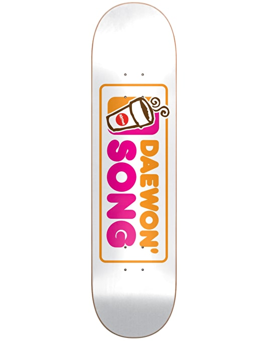 """Almost Daewon Dae's Donuts Pro Deck - 7.75"""""""