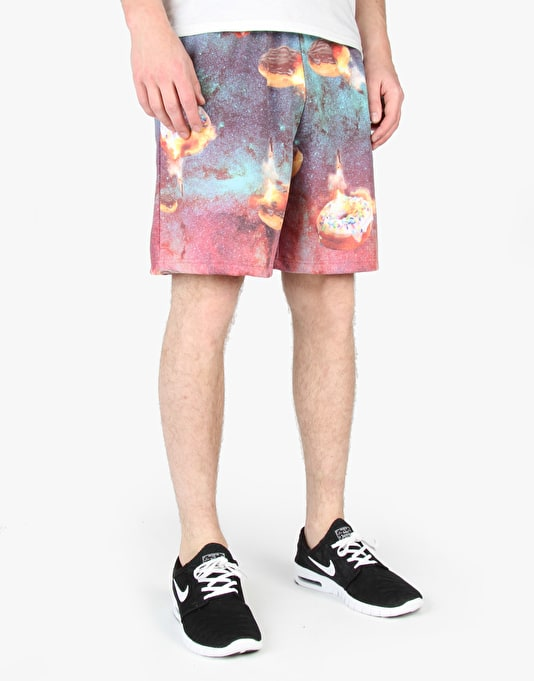 Hype Space Doughnuts Sub Shorts - Multi