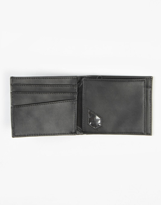 Volcom Corps Small Wallet - Black