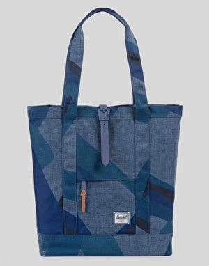 Herschel Supply Co. Market Tote Bag - Navy/Portal