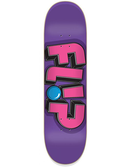 Flip Odyssey Jumbled Team Deck - 8.4""