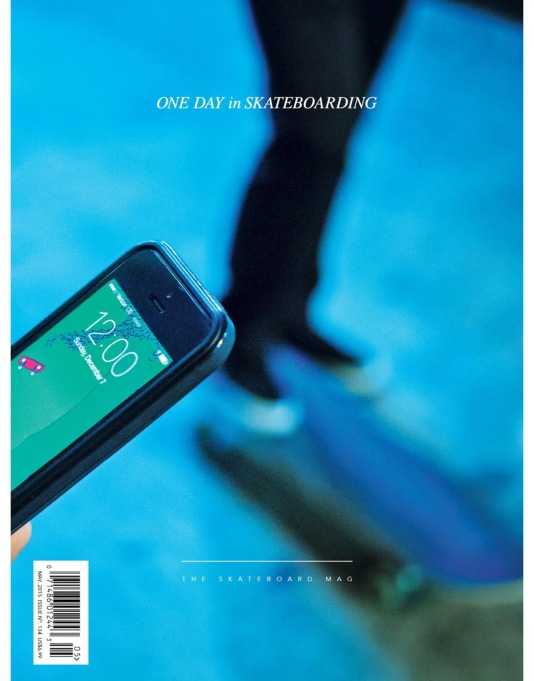 The Skateboard Mag Issue 134 May 2015