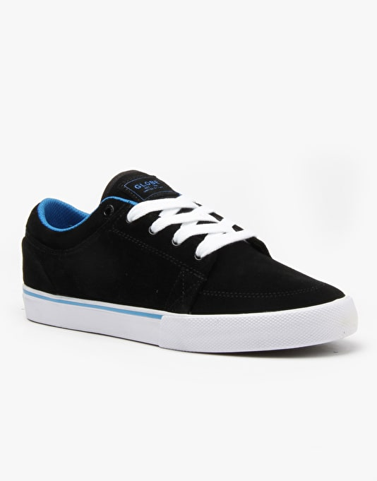 Globe GS Skate Shoes - Black/Cobalt