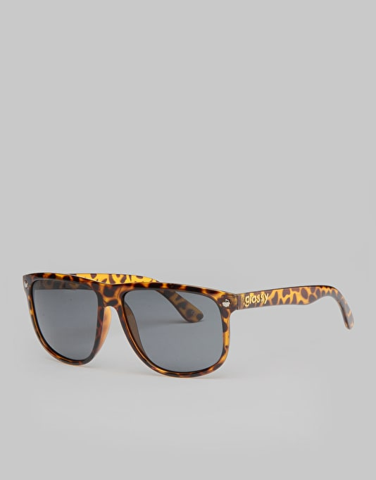 Glassy Sunhater Mikey Taylor Sunglasses - Tortoise