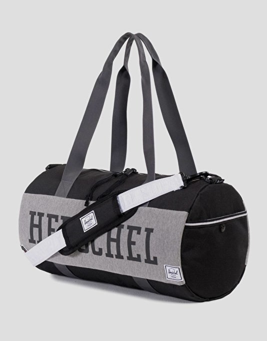 Herschel Supply Co. Hounds Collection Sutton Mid Duffel Bag - Black