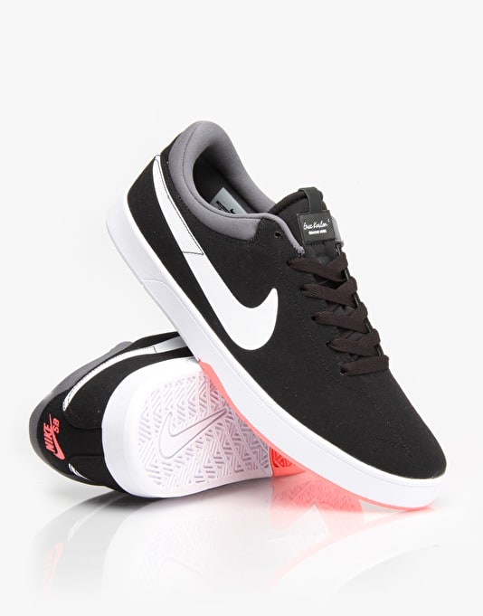 Nike SB Eric Koston SE Skate Shoes - Black/Hot Lava/Dark Grey/White