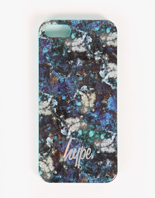 Hype iPhone 5/5S Phone Case - Electric Crystal