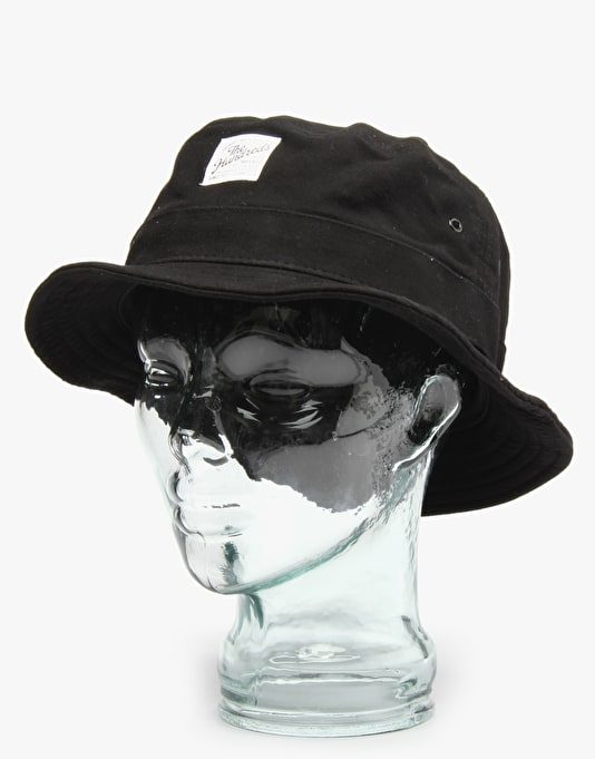 The Hundreds Charge Bucket Hat - Black