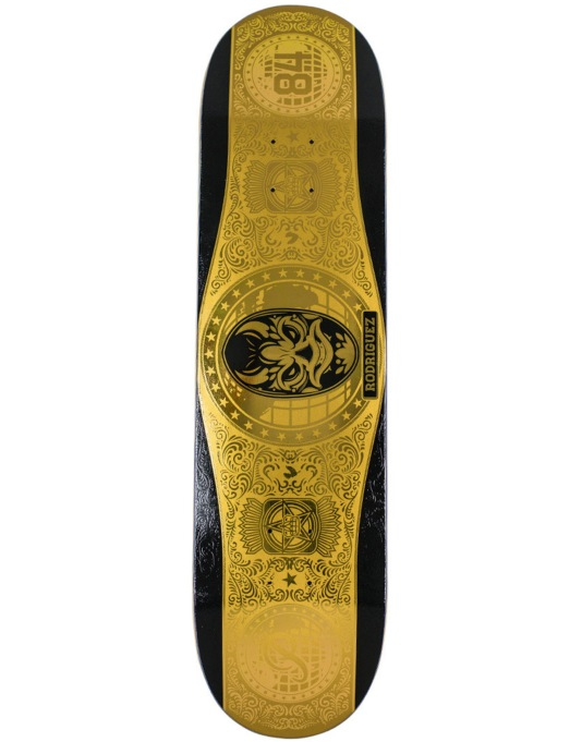 Primitive Skateboarding P-Rod Champ Pro Deck - 8""