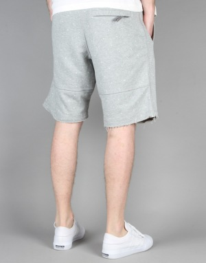 Nike SB Everett Polka Dot Shorts - Dk Grey Heather