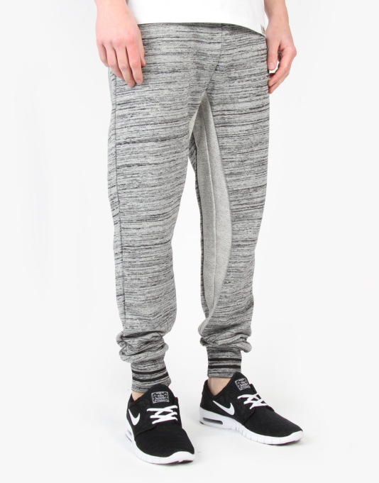 Crooks & Castles Aki Sweatpants - Heather Grey