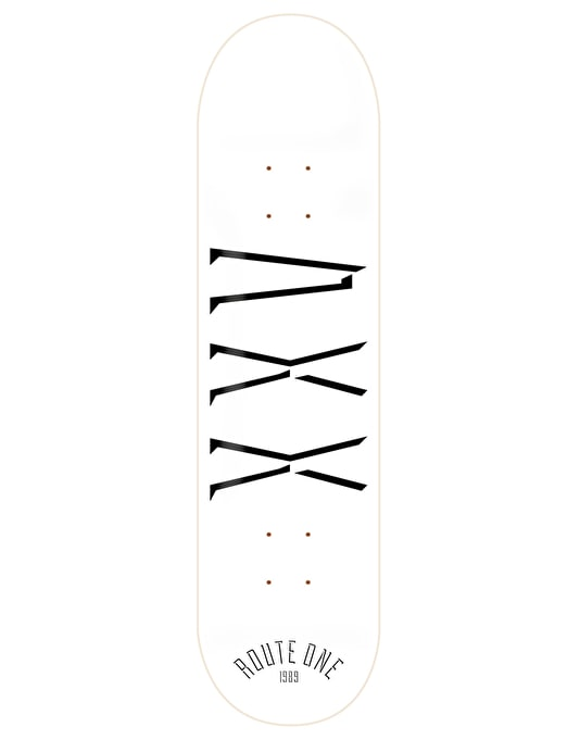 Route One XXV Team Deck - 8""
