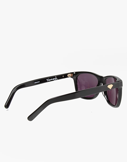 Diamond Supply Co. Vermont Sunglasses - Black