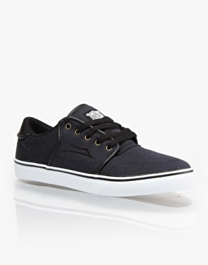 Lakai Carlo Skate Shoes - Midnight Canvas