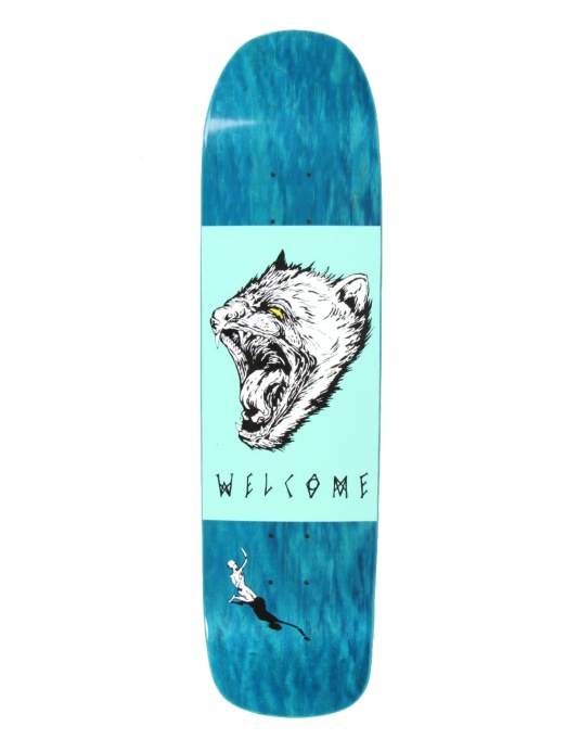 Welcome Tasmanian Angel on Eclipse Team Deck - 8.25""
