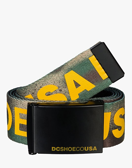 DC Chinook TX Web Belt - Spray Camo