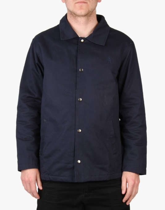 Pass Port Workers Jacket - Navy