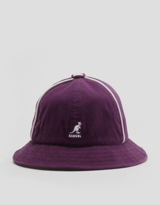Kangol Track Casual Bucket Hat - Purple