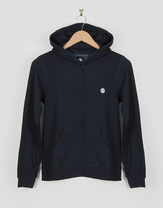 Element Cornell Boys Zip Hoodie - Indigo