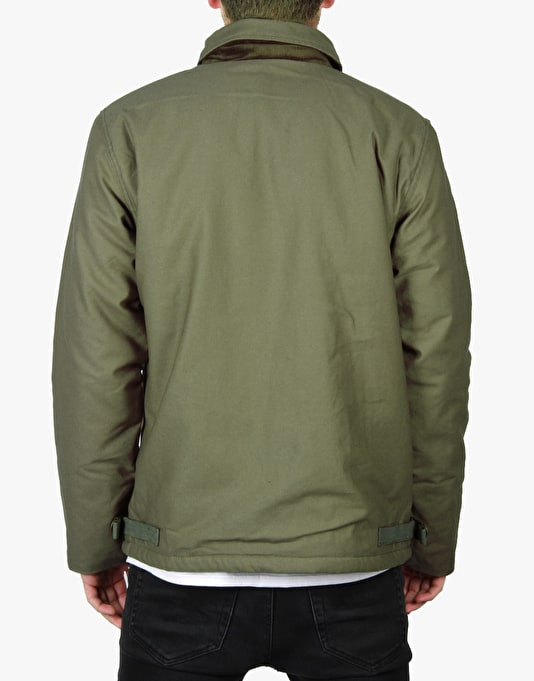 Matix Roads Jacket - Army