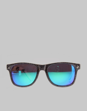 Glassy Sunhater x MOB Leonard Sunglasses - Grey