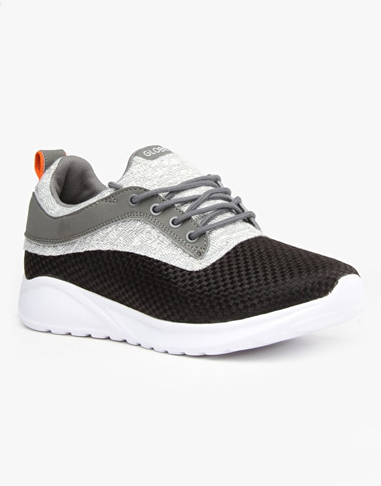 Globe Roam Lyte Shoes - Black/Grey/Charcoal