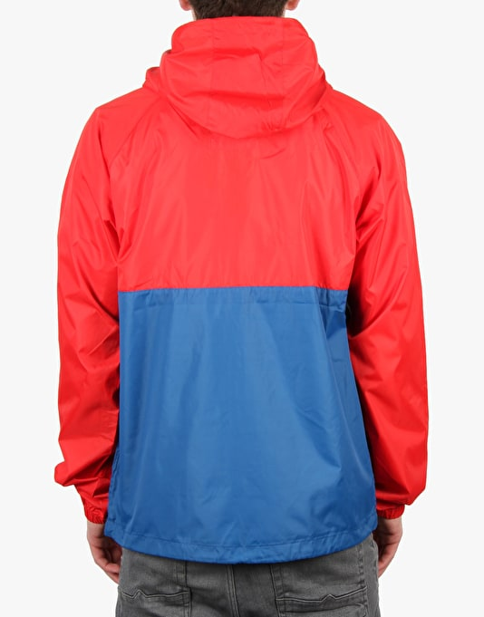 DC Fresh Wind Jacket - Athletic Red