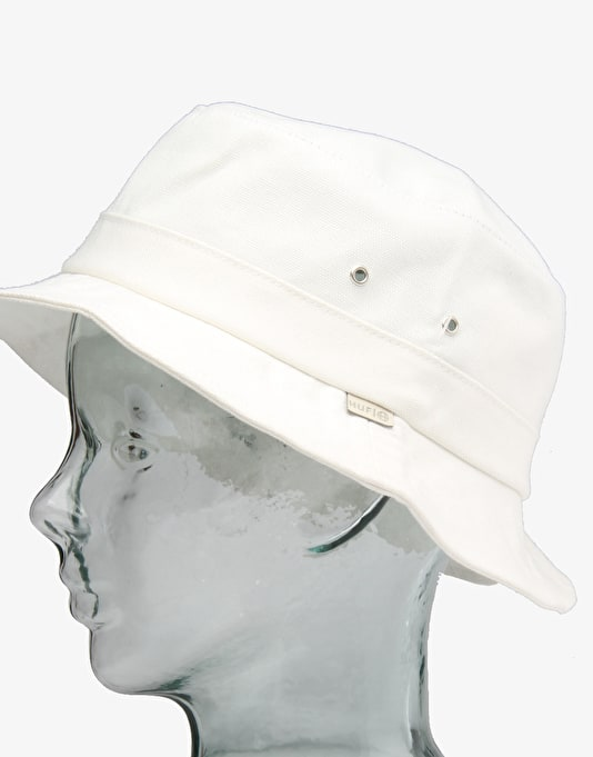 HUF Canvas Bucket Hat - Natural