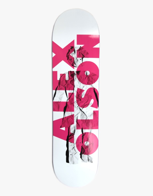 Girl Olson Wrinkle Pro Deck - 8""