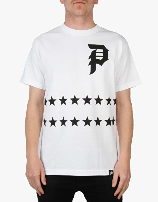 Primitive Salute T-Shirt - White