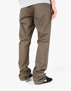 Kr3w Klassic Chinos - Dirty Olive