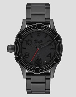 Nixon x Star Wars 38-20 Watch - Vader Black