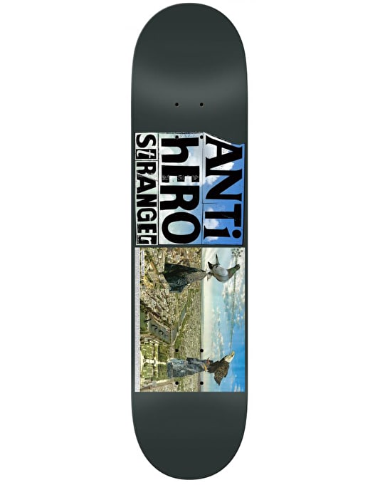 Anti Hero Stranger Carnival Skateboard Deck - 8.12""