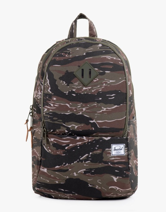 Herschel Supply Co. Nelson Backpack - Tiger Camo/Army Rubber