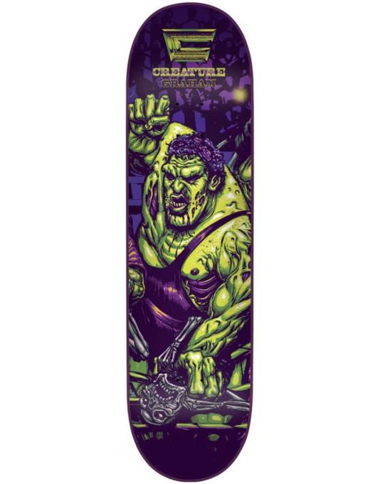 Creature Graham Creaturemania Pro Deck - 9""
