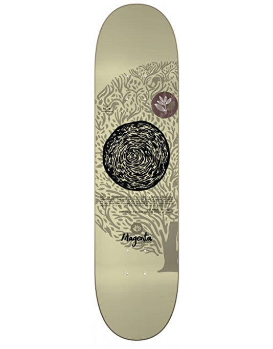 Magenta Panday Infinity Pro Deck - 8.125""