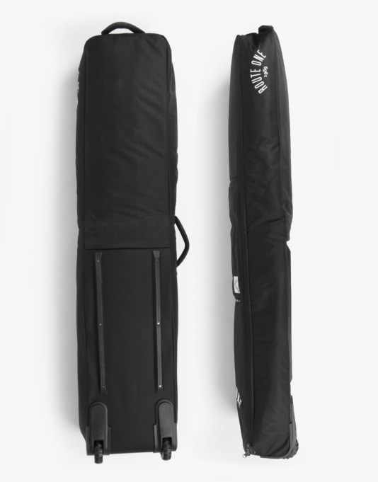 Route One Wheelie Snowboard Bag - Black