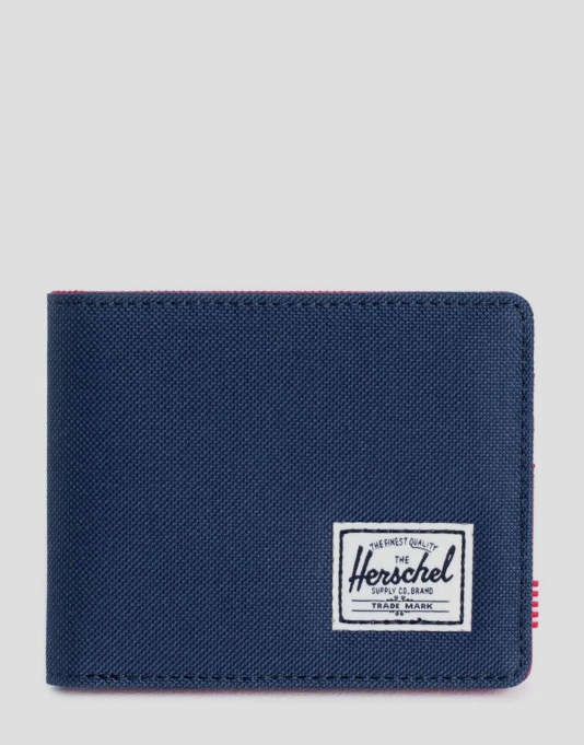 Herschel Supply Co. Roy Wallet - Navy/Red